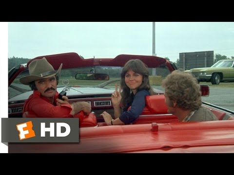 Smokey And The Bandit (10/10) Movie CLIP - Bye Bye Sheriff Justice (1977) HD