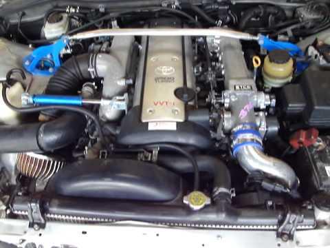 1JZ-GTE VVTI Single Turbo ~ 1997 JZX100 ~ 116,737 kms ...