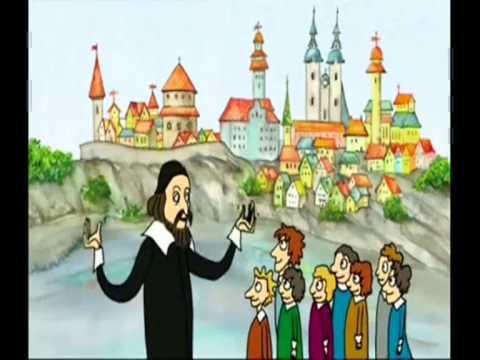 Jan Amos Komensky (John Amos Comenius)