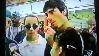 Backstreet boys in Japan 1996 MTV