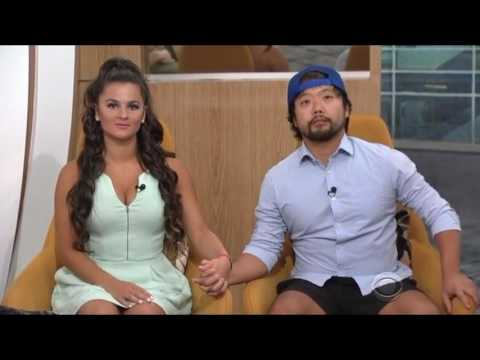 is natalie from big brother still dating james