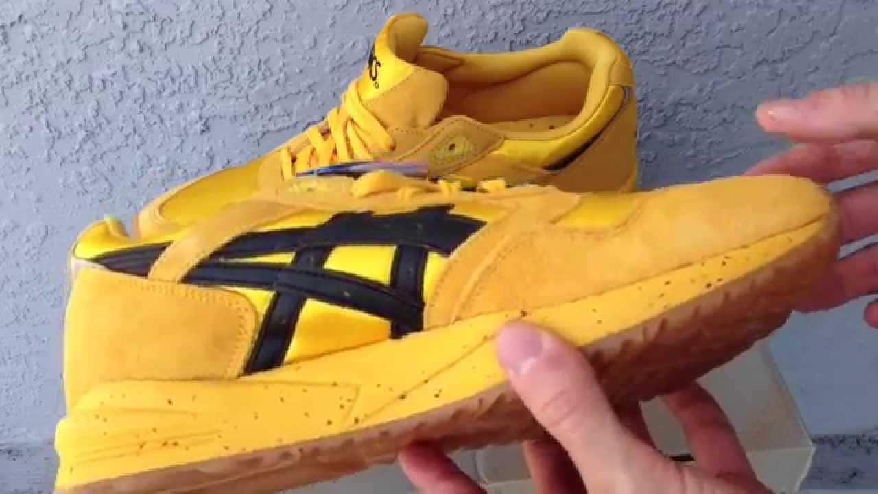 info for 00e6e 17617 Asics Kill Bill- Gel Saga- Sneaker Review and On Feet
