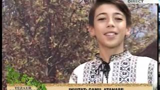 Tezaur de Folclor 11 octombrie 2018 Camil Atanase