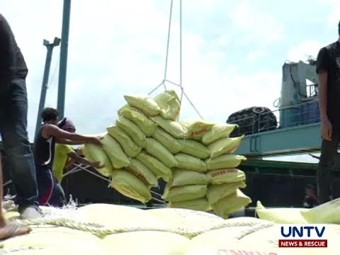 BOC to auction smuggled rice seized in Zamboanga Sibugay 30 days after