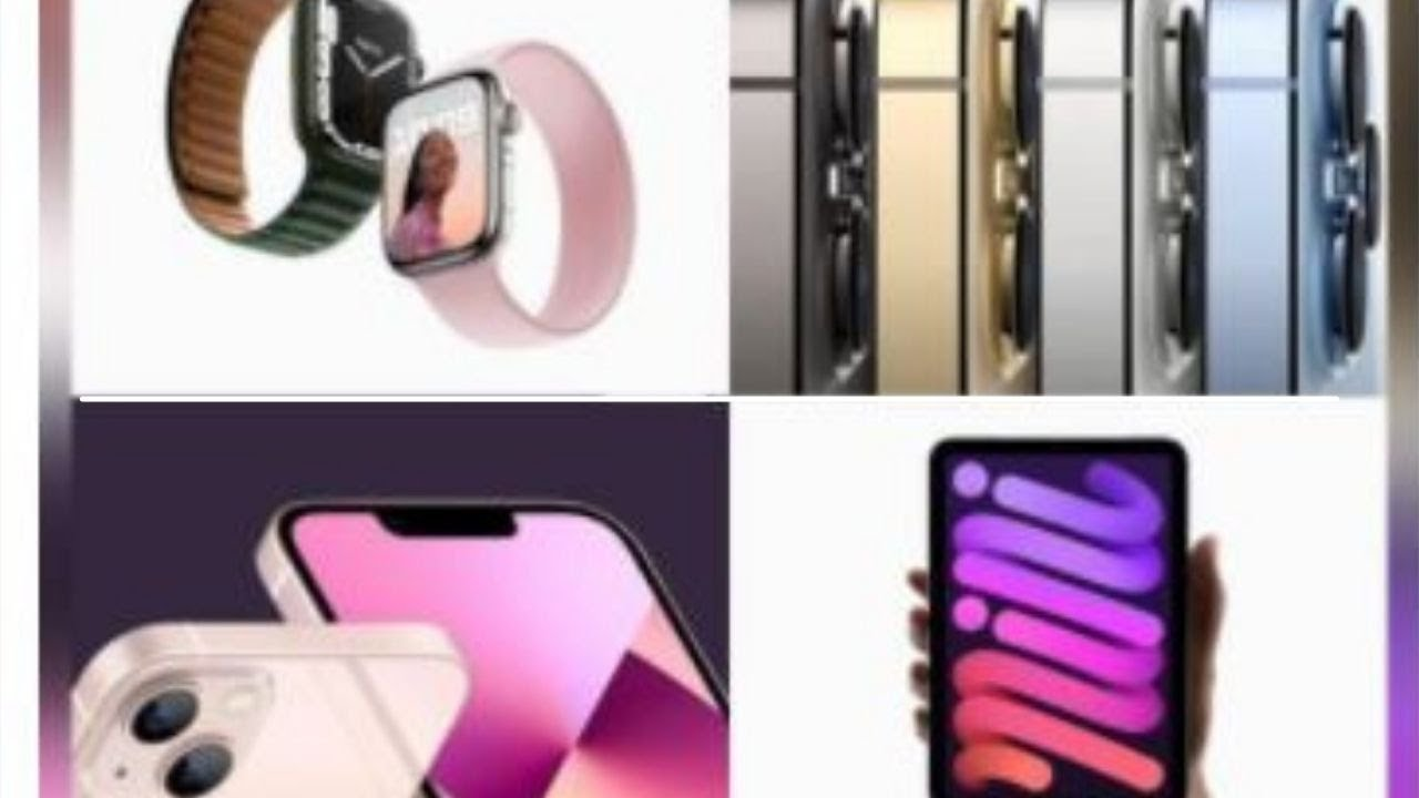 What major announcements did Apple make at its 2021 iPhone event?