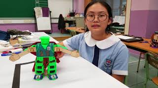 Publication Date: 2018-07-11 | Video Title: EIE Robotic Challenge Junior 2