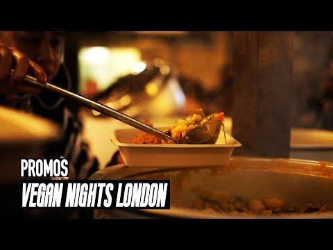Promos: Vegan Nights London