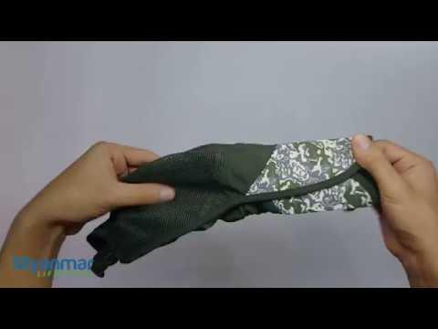 Foldable Quick Dry Cap, Naturehike, Yangon, Myanmar Lifestyle Online Store