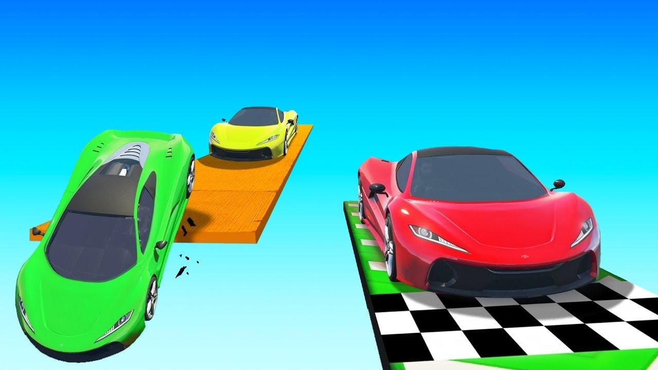 Download 99% Kan Deze Race NIET HALEN! (GTA 5 Races)