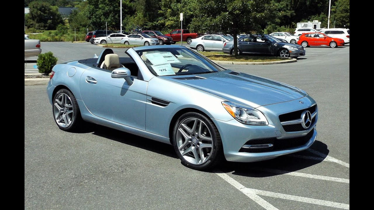 2016 mercedes benz slk300 slk class roadster start up for 2016 mercedes benz slk class msrp