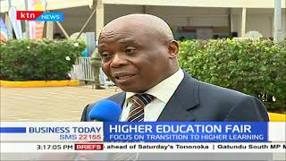 Higher Education Fair: Youths urged to create employment