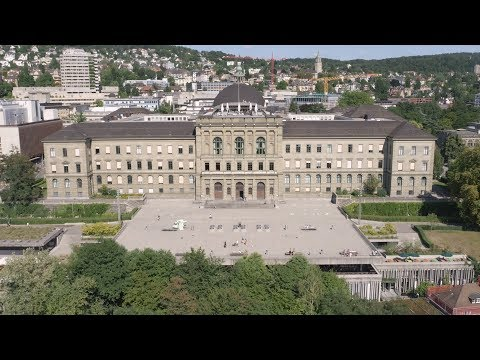 ETH Zurich - Zentrum campus