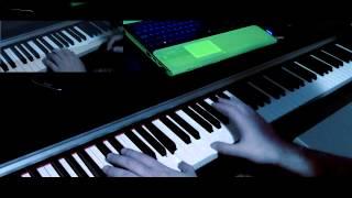 radiohead fake plastic trees piano cover