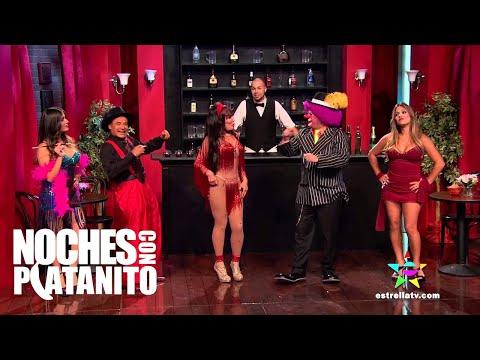 Lyn May, Alejandro Sandí, Desiree Ortiz y Banda El Recodo - Noches con Platanito