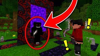 Something Lives in this HAUNTED Server in Minecraft... (REALMS SMP #6)