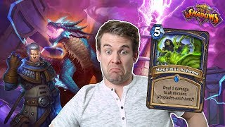 (Hearthstone) The Storm Bringer and the Archmage