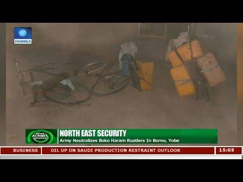 Army Neutralizes Boko Haram Rustlers In Borno, Yobe | News Across Nigeria |