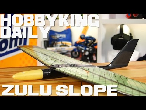 Zulu Slope/Electric Wing Composite 1400mm (ARF)  - HobbyKing Daily