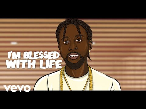 Popcaan - I'm Blessed with Life (Animation)