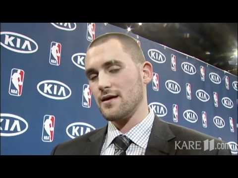 Kevin Love wins NBA Most Improved Player Award