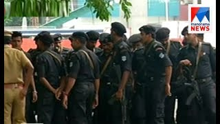 Tight security ahead of Modi's visit to Kochi | Manorama News
