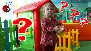 Melissa Unde sunt Bombonelele ?   Provocare la teren de joaca   Video pentru Copii