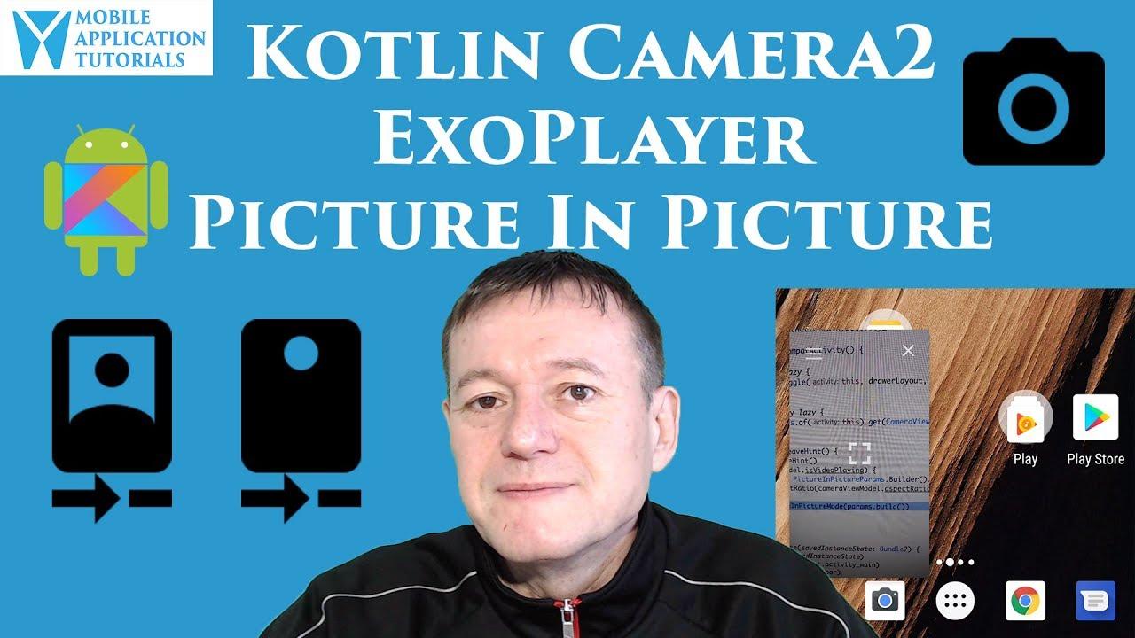 Kotlin camera2 API video picture in picture mode