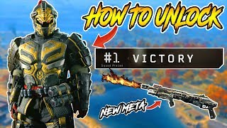 CoD BLACKOUT | i WENT OFF FOR THiS *NEW* SKiN!!! 16 KiLL MOG-12 SOLO WiN!!!