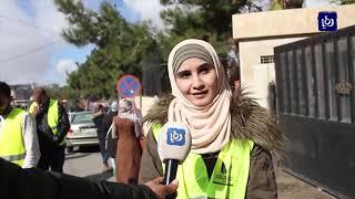 وقفة احتجاجية للمهندسين العاطلين عن العمل في محافظة الطفيلة