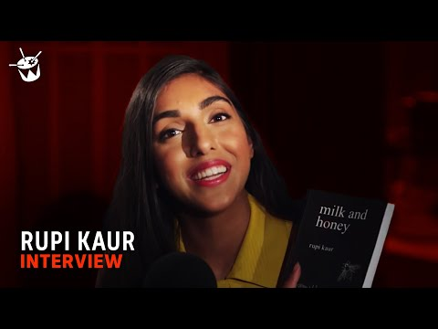 Rupi Kaur On Insta Fame And Her World Told Through 'milk And Honey'