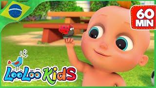 Vem, Vem, Vem Comigo (Skip to my Lou)- Músicas Para Crianças - LooLoo Kids Português