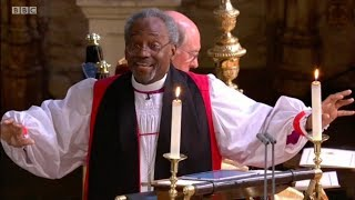 Power Of Love - Michael Curry. The Royal Wedding. Meghan Markle - Prince Harry