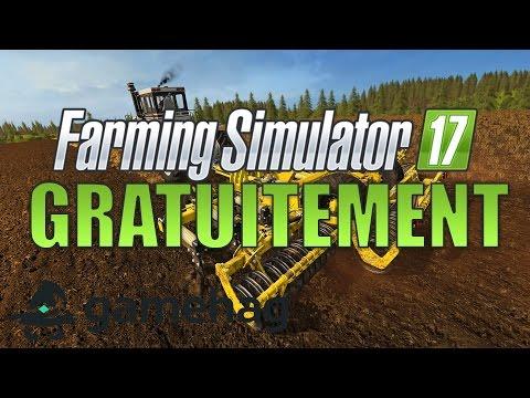 AVOIR FARMING SIMULATOR 17 ET LES DLC GRATUITEMENT ! Gamehag.com