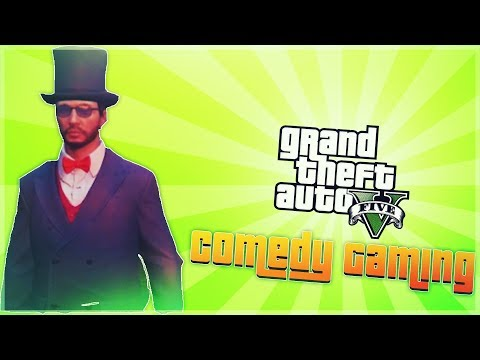 GTA 5 - British Secret Agent - ILLEGAL - Cha-Ching Returns - Comedy Gaming
