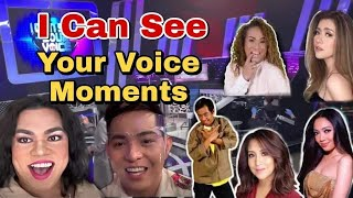 I CAN SEE YOUR VOICE moment | BRENDA MAGE