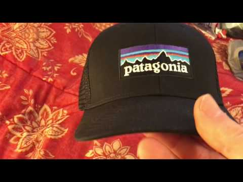 3d186e71 Patagonia P6 Trucker Hat Review - YouTube