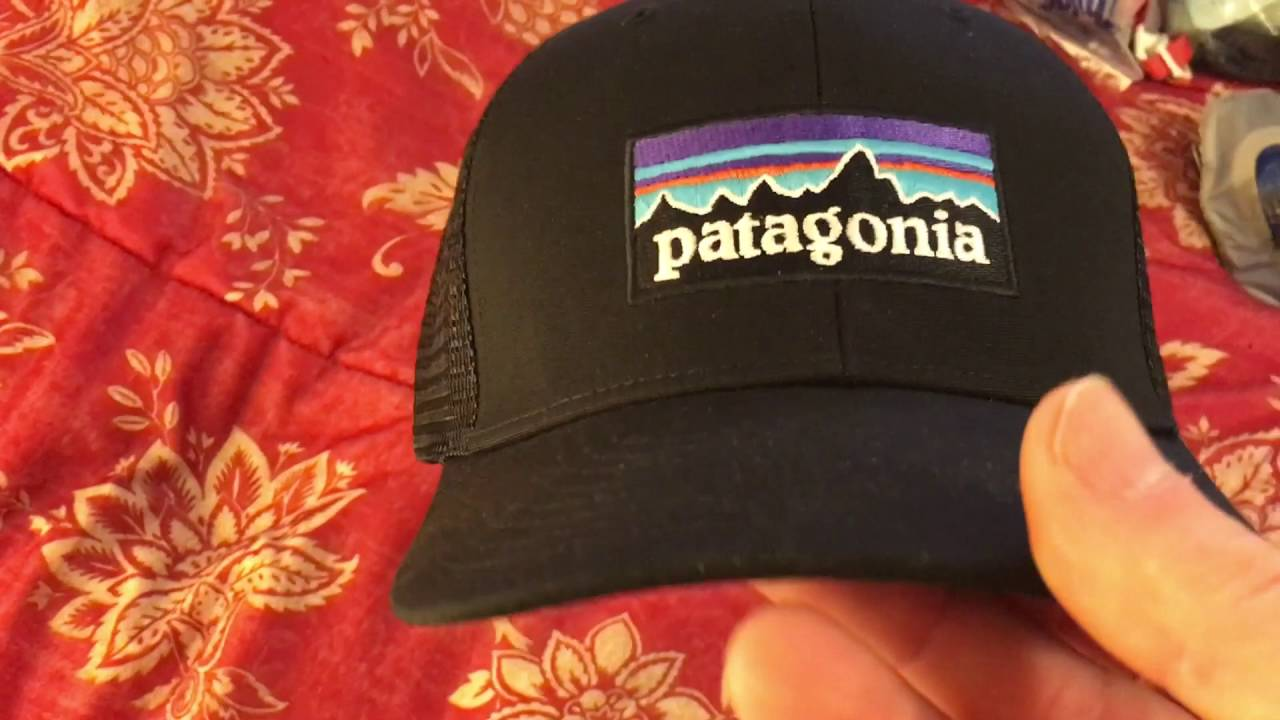 e9a9e9171fe Patagonia P6 Trucker Hat Review - YouTube