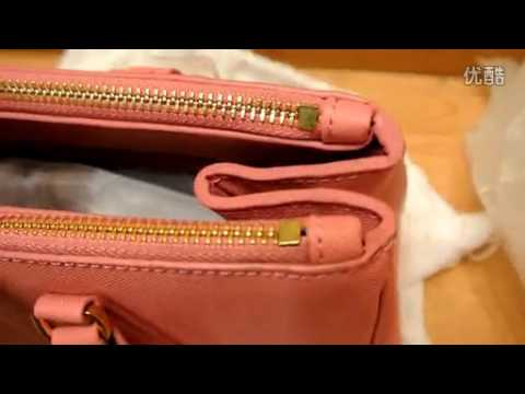 Buyer review prada tote bag bn2274 pink for luxbagstyle.com