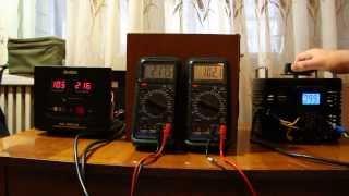 видео Релейные энергосберегающие стабилизаторы напряжения