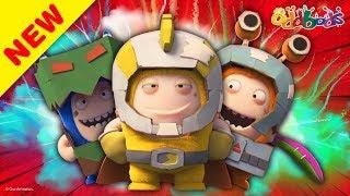Чуддики | Удивительный Паучек Пого | Смешные мультики для детей
