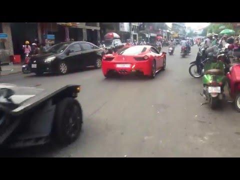 Supercar in Cambodia??!!