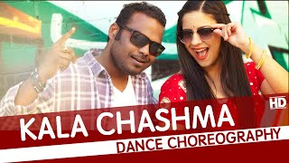 Kala Chashma | Baar Baar Dekho | Dance Choreography | Katrina Kaif | Misha Be The Dance