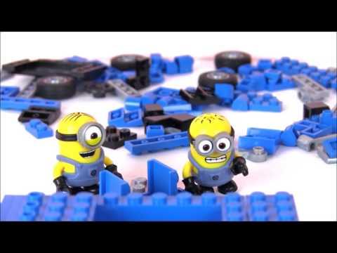 Миньоны #Мультики DESPICABLE ME 3 ГАДКИЙ Я! Видео для Детей! Мультики про машинки