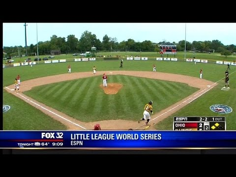 Jackie Robinson West steamrolls into Great Lakes Regional Championship
