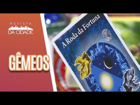 Previsão de Gêmeos 17/06 à 23/06 - Revista da Cidade (18/06/18)