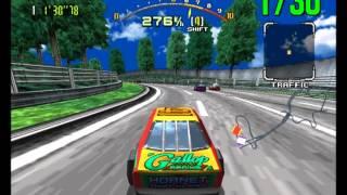 Daytona USA - Expert Course (Manual) - 3