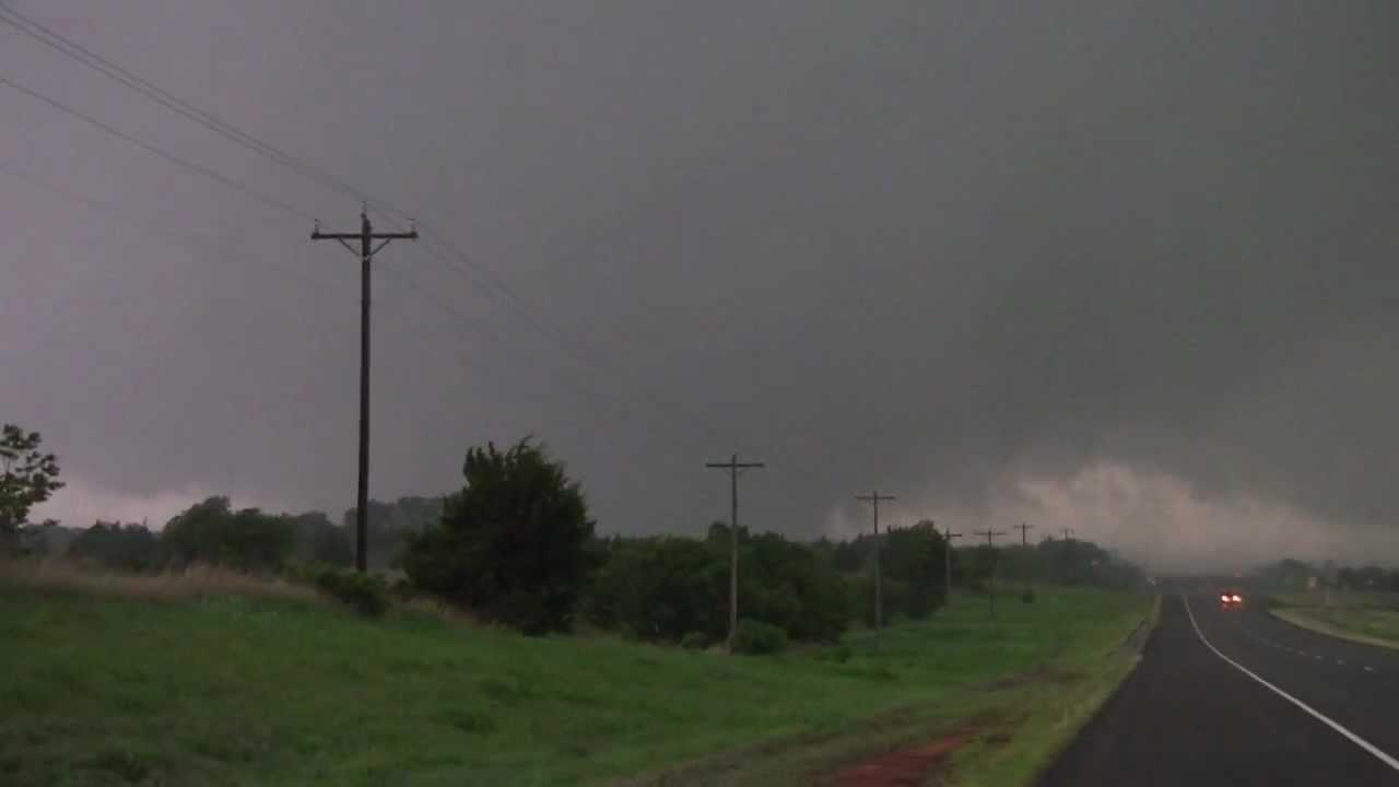 El Reno Oklahoma >> EF-5 Tornado - El Reno Oklahoma - 05/24/2011 - YouTube