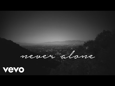 Tori Kelly - Never Alone ft. Kirk Franklin (Lyric Video)