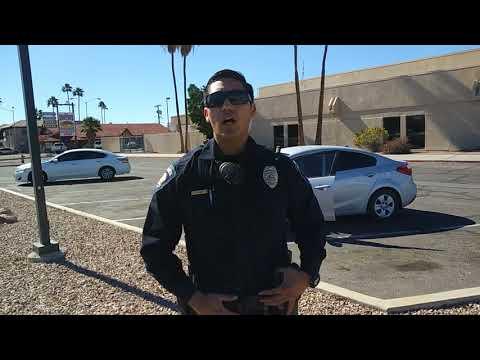 1st amendment audit Yuma AZ Post office part 2