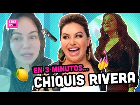 Chiquis Rivera, Lorenzo Méndez y todas sus polémicas en 3 minutos | En 3 minutos